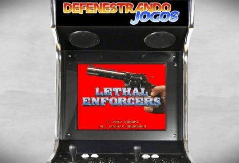 Fliperama Nostálgico / 1992 / Lethal Enforcers