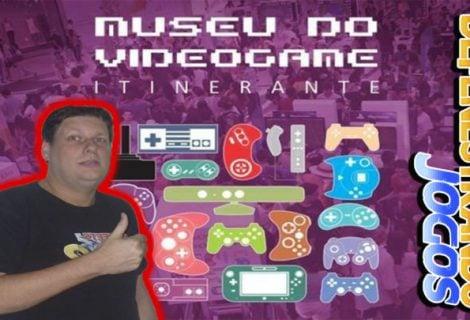 Defenestrando Museu do Videogame Itinerante