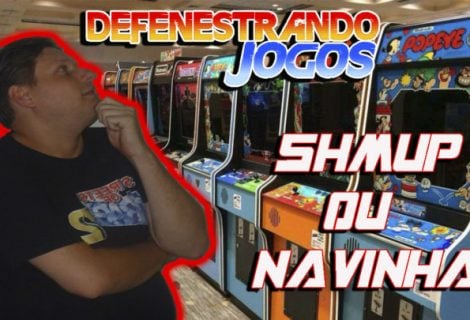 DefenestraVlog - Shmup ou Navinha