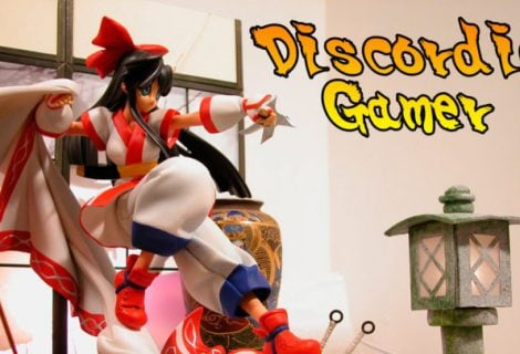 Discórdia Gamer Samurai Shodown