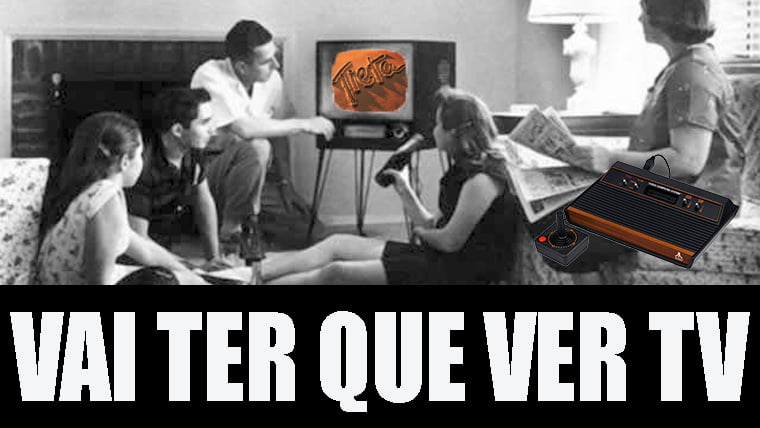 Vai ter que ver TV – Domingão Gamer Podcast #01