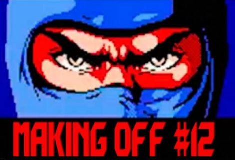 Discórdia Gamer Making Off #12 - Nem tanto Ninja