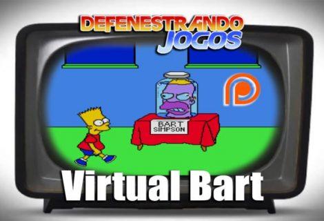 #Patreon Defenestrando Virtual Bart