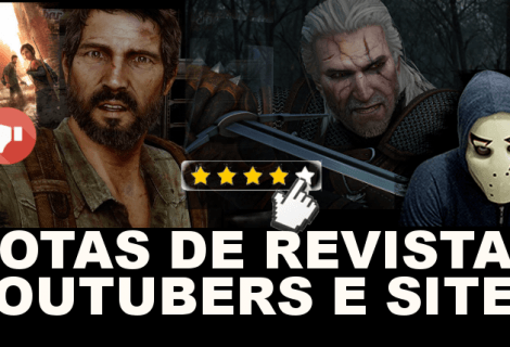 Notas nos Games - Revistas ,Youtubers e Sites – DGpodcast #03