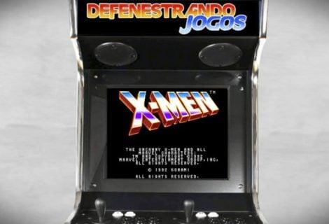 Fliperama Nostálgico / 1992 / X-Men