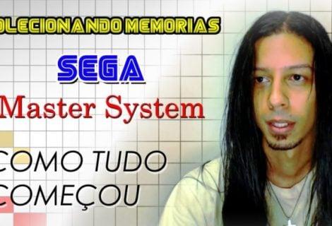 Colecionando Memórias - Guitar Dreamer - Master System: Como Tudo Começou!