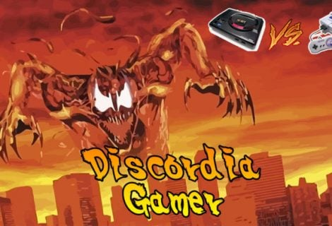 Discórdia Gamer Spiderman and Venon: Maximum Carnage