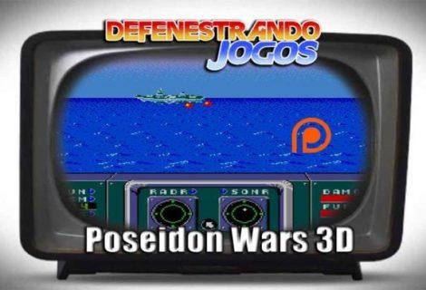#PATREON Defenestrando Poseidon Wars 3D