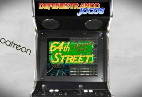 #PATREON  Fliperama Nostalgico / 1991 / 64th Street A Detective Story