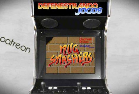 #PATREON Fliperama Nostalgico / 1990 / Mug Smashers