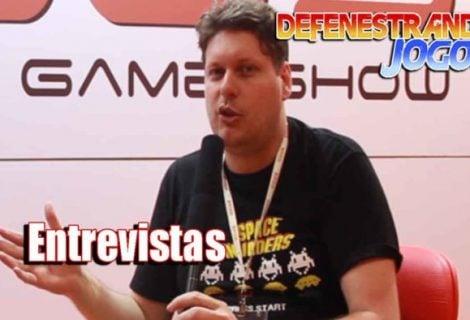 Defenestrando Entrevistas Brasil Game Show