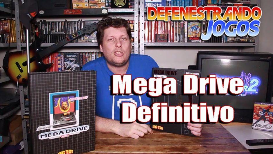 Defenestrando Mega Drive Definitivo Warpzone
