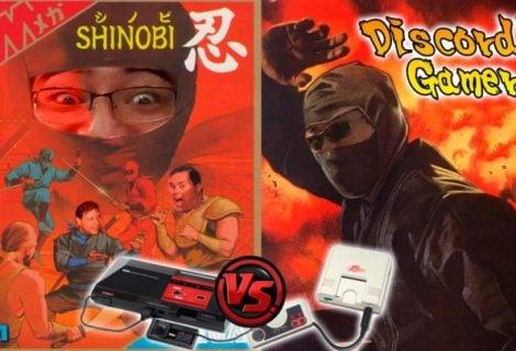 Discórdia Gamer Shinobi