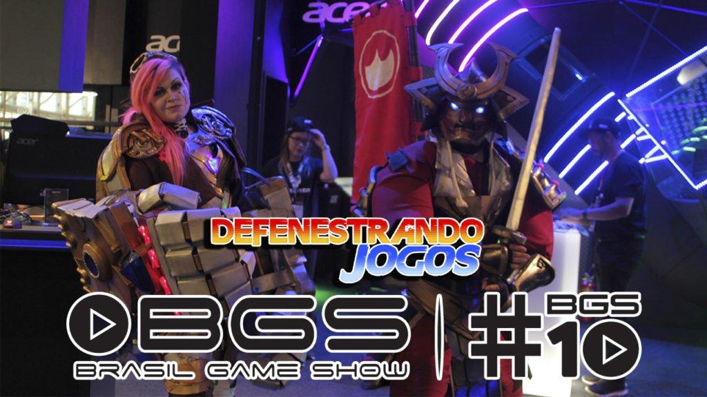 Defenestrando Brasil Game Show 2017