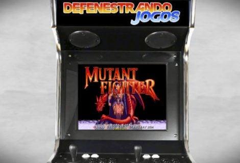 Fliperama Nostalgico / 1992 / Mutant Fighter