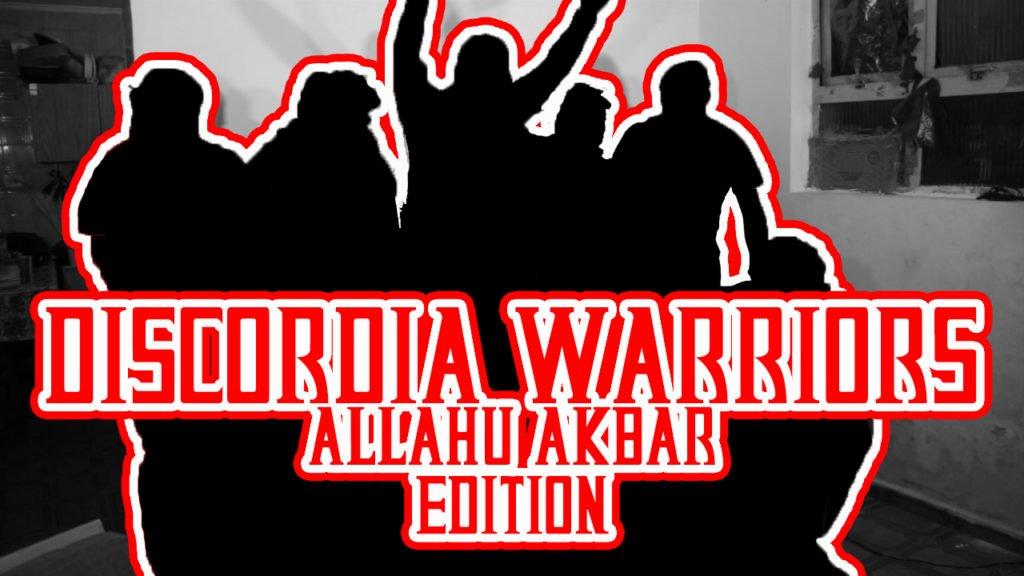 Discórdia Warriors Allahu Akbar Edition