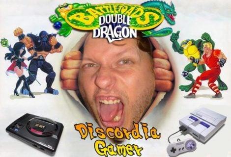 Discórdia Gamer Battletoads & Double Dragon