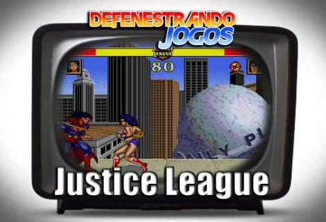 Defenestrando Justice League Task Force