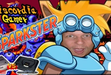 Discórdia Gamer Sparkster