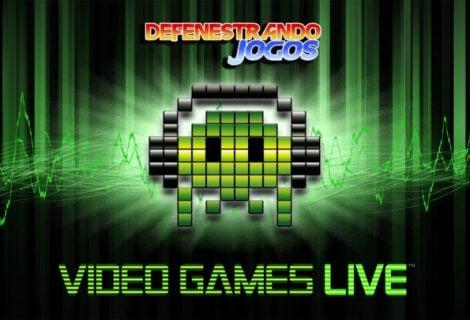 Defenestrando Video Games Live