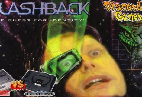 Discórdia Gamer Flashback