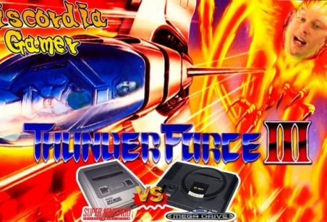 Discórdia Gamer Thunder Force III