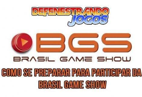Como se preparar para participar da Brasil Game Show