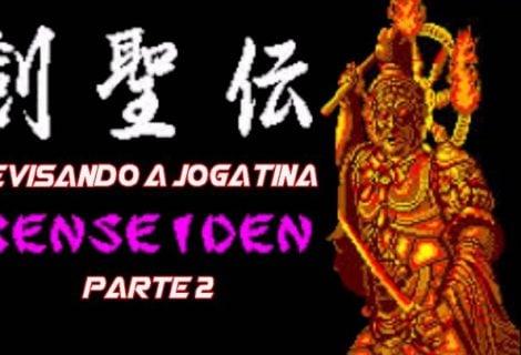 Revisando a Jogatina - Kenseiden - Parte 2