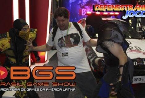 Defenestrando Brasil Game Show 2018
