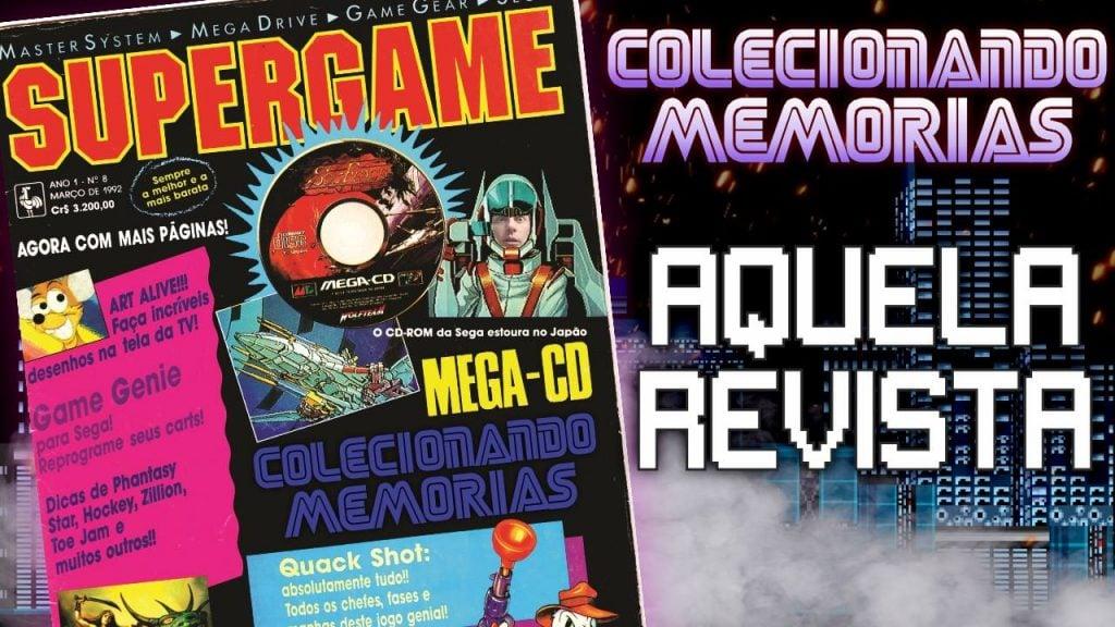Colecionando Memórias#30 – Aquela Revista