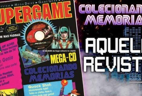 Colecionando Memórias#30 - Aquela Revista