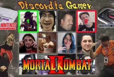Discórdia Gamer Mortal Kombat II