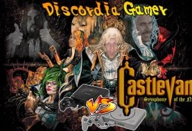 Discórdia Gamer Castlevania Symphony of The Night