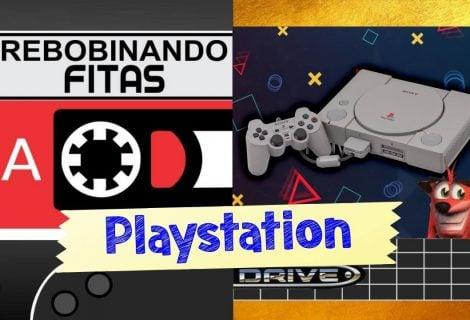 Patronos | Rebobinando Fitas #04 | Playstation