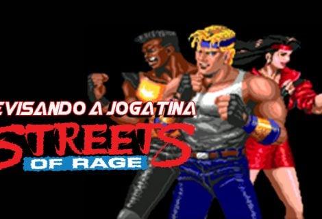 Revisando a Jogatina Streets of Rage