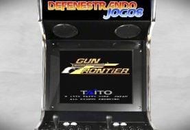 Fliperama Nostálgico | 1991 | Gun Frontier