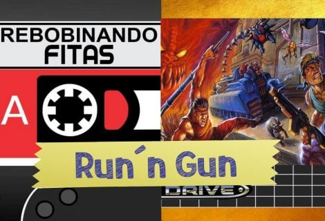 #Patreon Rebobinando Fitas #07 – Run´n Gun