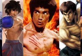 DefenestraVlog | Influência nos Jogos: Bruce Lee