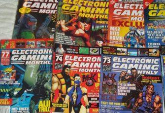 Colecionando Memórias | Aquela revista importada