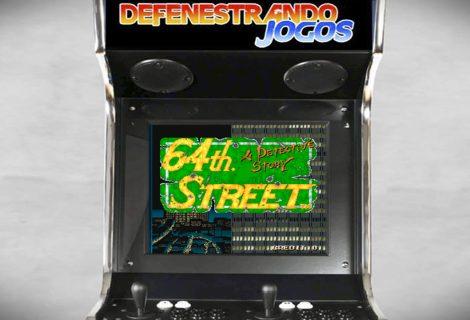 Fliperama Nostálgico | 1991 | 64th Street A Detective Story