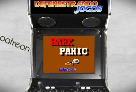Patronos | Fliperama Nostálgico | 1984 | Bank Panic