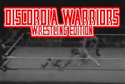 Discórdia Warriors Wrestling Edition