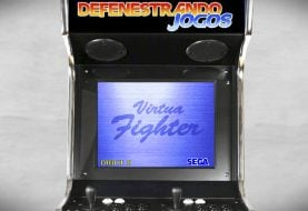 Fliperama Nostálgico | 1993 | Virtua Fighter