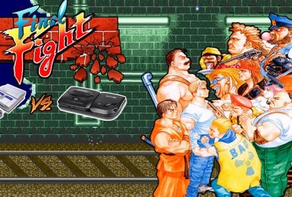 Discórdia Gamer Final Fight