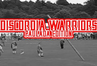 Discórdia Warriors Paulada Edition
