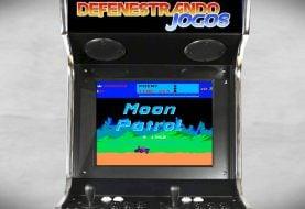 Fliperama Nostálgico | 1982 | Moon Patrol