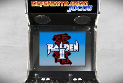 Fliperama Nostálgico | 1993 | Raiden II