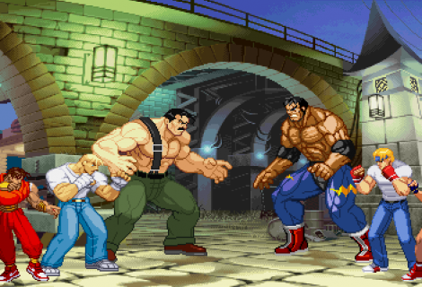 Final Fight X Streets of Rage | Uma Rivalidade Eterna