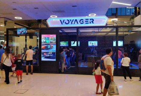 Shopping Eldorado recebe unidade itinerante do VOYAGER