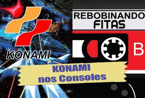 #Membros | Rebobinando Fitas #18 – KONAMI nos Consoles